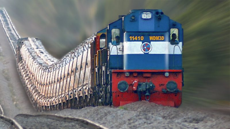 Indian Railways Record no Rail Accidents in FY 2019-20