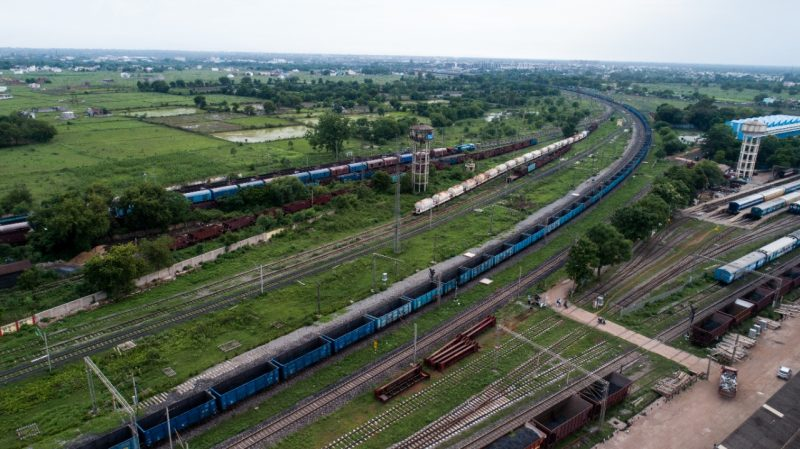 Sheshnag of Indian Railways Sets New Record by Operating 2.8 Km Long Train