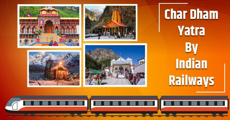 Char Dham Railway Project Will Provide Affordable and Easy Access for Devotees