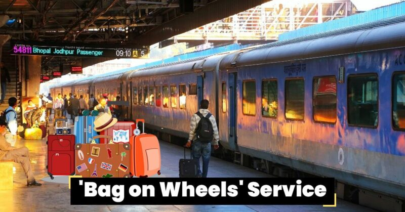 Indian Railways to Start 'Bag on Wheels' Service: Everything you Need to Know